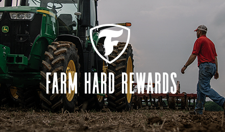 Farm Hard Rewards